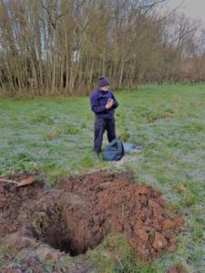 soil tresting crop